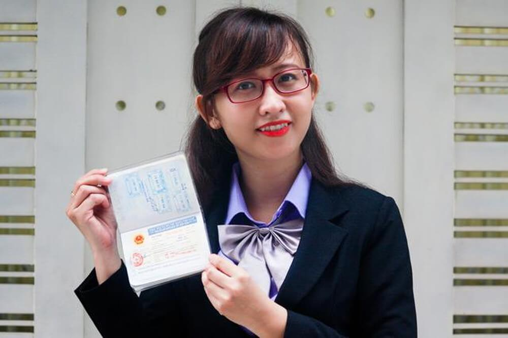 Vietnam business visa for Danish citizens