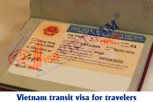 Vietnam transit visa for Denmark citizens