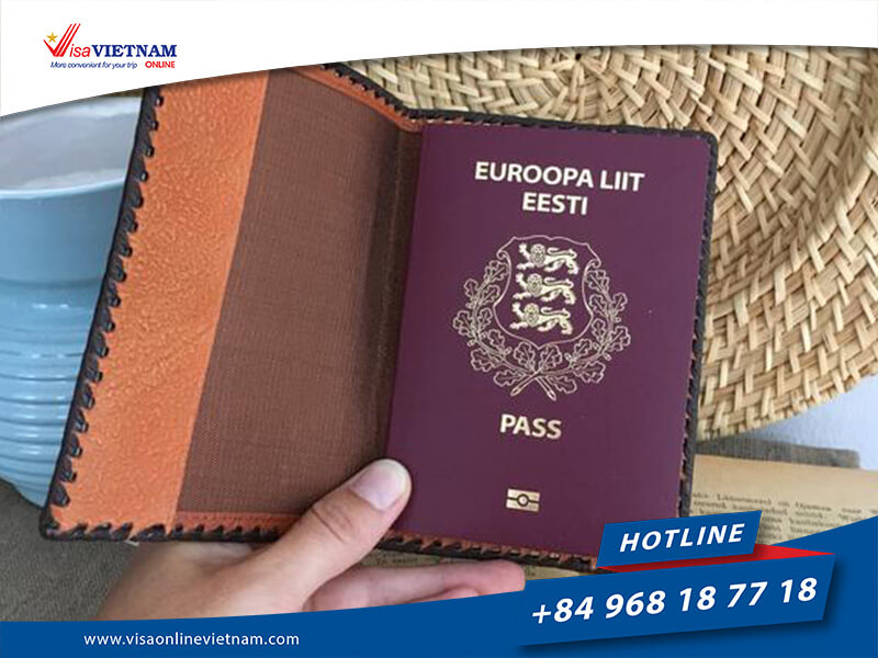 How to apply Vietnam visa on arrival in Estonia?
