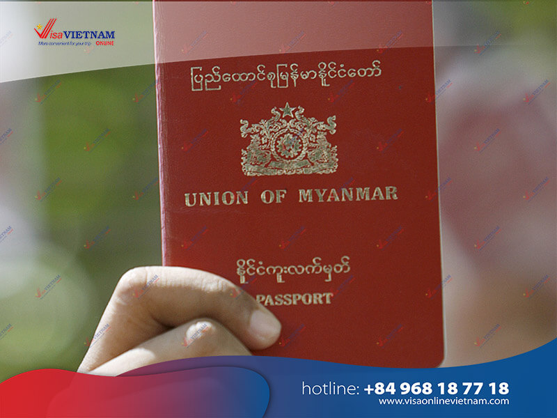 How to get Vietnam visa on arrival from Myanmar?