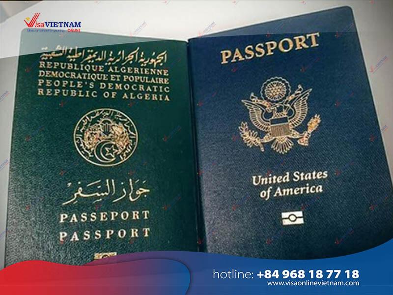 How to apply for Vietnam visa on Arrival in Algeria?