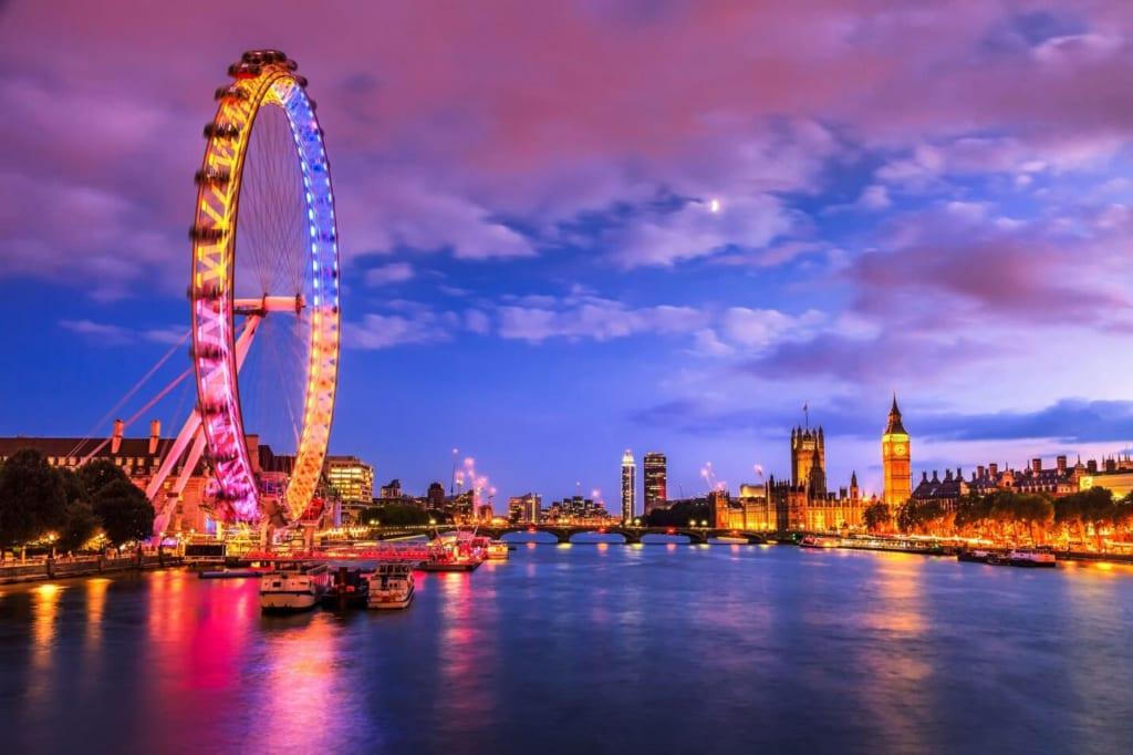 quy trình xin visa du lịch Anh