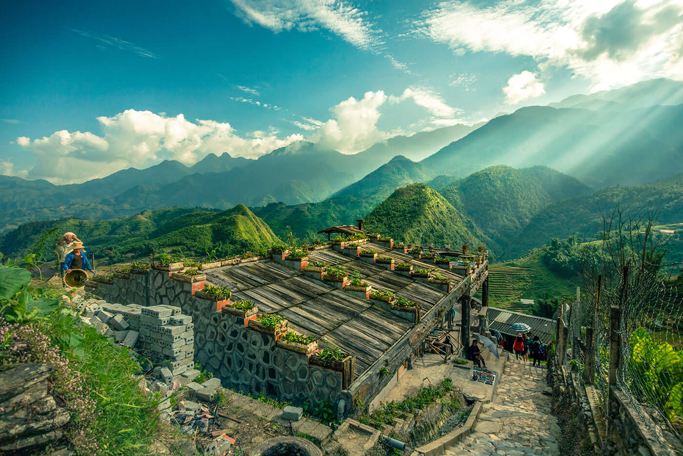 Cat Cat village – 1 among most beautiful places should be visited in COVID-19