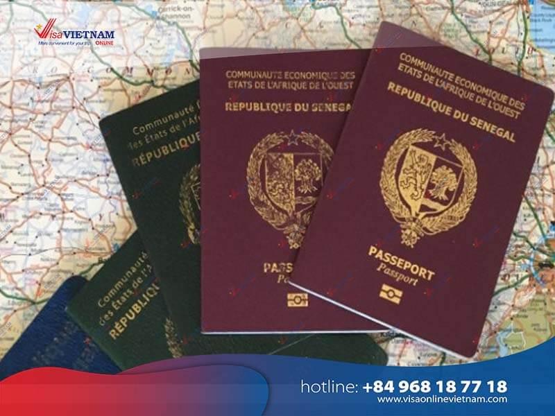 How to apply for Vietnam visa in Senegal? - Visa Vietnam au Sénégal